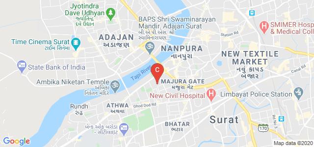 MTB Arts College, Subhashnagar, Chopati, Athwalines, Athwa, Surat, Gujarat, India