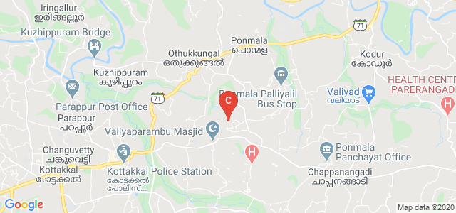 Almas Nursing College, Kanjirapally Road, Valiyaparambu, Kerala, India