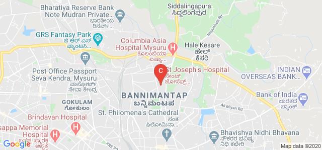 St Joseph's College of Nursing, Bannimantap, Mysuru, Karnataka, India