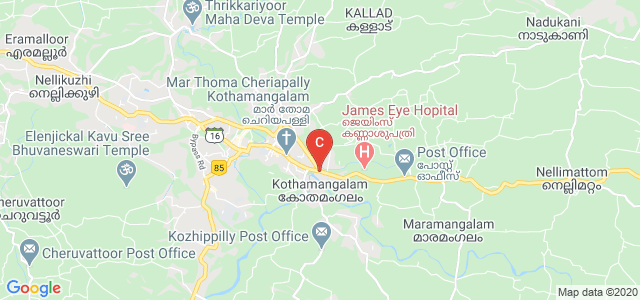 St. Joseph's College of Nursing, Kothamangalam, Kerala, India