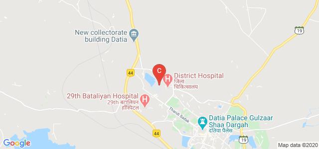 PG Government College, Datia, Datia, Madhya Pradesh, India