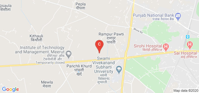 Vidya Institute of Fashion Technology, Vidya Knowledge Park, Meerut, Uttar Pradesh, India