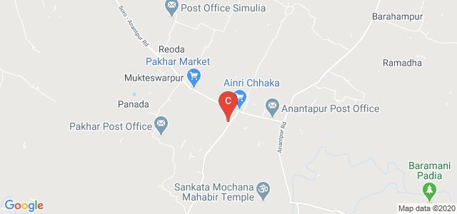 Saraswata Mahavidyalaya Anantapur, Aniri, Odisha, India