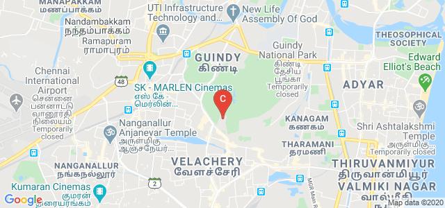 Guru Nanak College, Guru Nanak Salai, Anna Garden, Velachery, Chennai, Tamil Nadu, India
