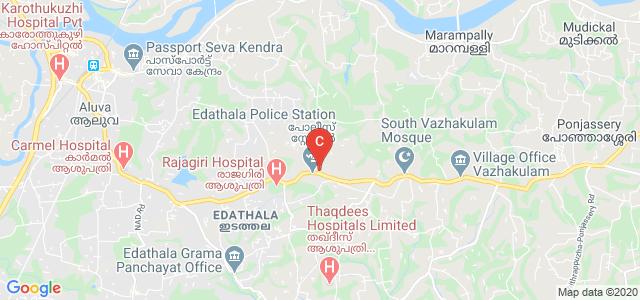 Carmel Nursing College, State Highway 16, Kerala, India