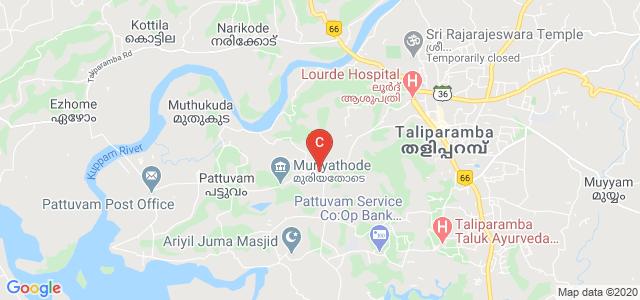 Lourde College of Nursing, Pulimparamba - Manthamkunu - Palayad - Taliparamba Road, Pattuvam, Kerala, India