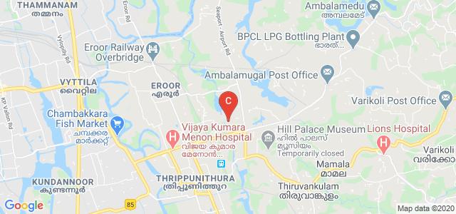 Medical Trust College of Nursing, Back side road, BMC Nagar Colony, Irumpanam, P.O, Kochi, Kerala, India