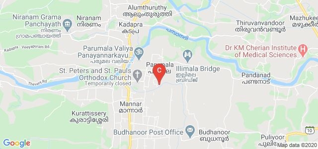 St. Gregorios College Of Nursing, Parumala, Pathanamthitta, Kerala, India