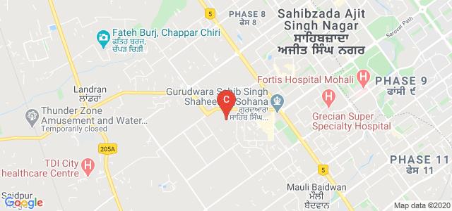 Sri Guru Harkrishan Sahib School of Nursing, Akal Ashram Colony, Sector 77, Sahibzada Ajit Singh Nagar, Punjab, India