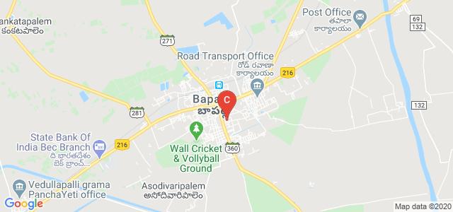 Agricultural College Bapatla, Maddiboinavaripalem, Bapatla, Andhra Pradesh, India