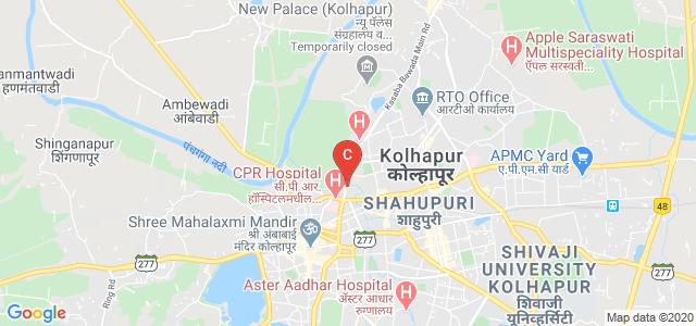 Shri Shahaji Chhatrapati Mahavidyalaya, Kolhapur, Dasara Chowk, New Shahupuri, Kolhapur, Maharashtra, India