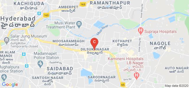 International Fashion School, Fine Arts and Fashion Design Institute., Millenium Residency, Krishna Nagar, Dilsukhnagar, Hyderabad, Telangana, India