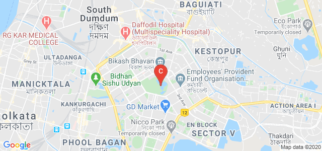 Salt Lake City, Kolkata, West Bengal, India