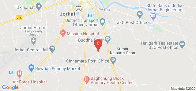 Dr.J.K. Saikia Homeopathic Medical College & Hospital, Club Road, Chandan Nagar, Jorhat, Assam, India