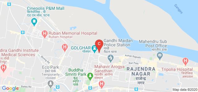 A N Sinha Institute of Social Studies, West Gandhi Maidan, Dujra Diara, Patna, Bihar, India