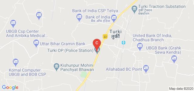 College of Teacher Education, Turki, Muzaffarpur, Muzaffarpur, Bihar, India