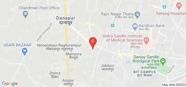 Dr. B.R Ambedkar Dental College, Bailey Road, Rupaspur, IAS Colony, Hari Om Nagar, Patna, Bihar, India
