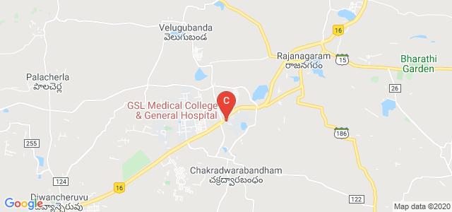 GSL Medical College & General Hospital, Rajahmundry, Andhra Pradesh, India
