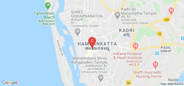 Srinivas College of Physiotherapy, GHS Road, Hampankatta, Mangaluru, Karnataka, India