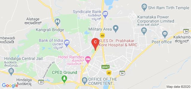 KLEU Institute of Physiotherapy, Nehru Nagar, Belgaum, Karnataka, India