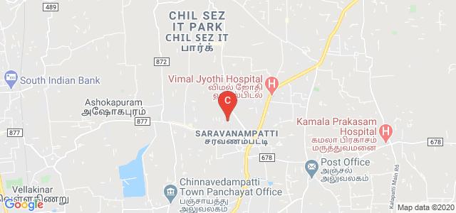 KG College Of Physiotherapy, Thudiyalur Road, Saravanampatty, Coimbatore, Tamil Nadu, India