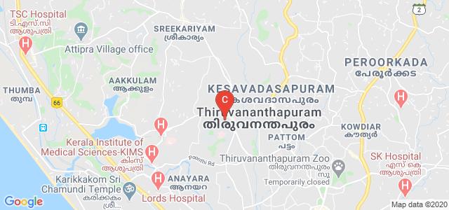 Government College of Nursing, Chalakkuzhi, Thiruvananthapuram, Kerala, India