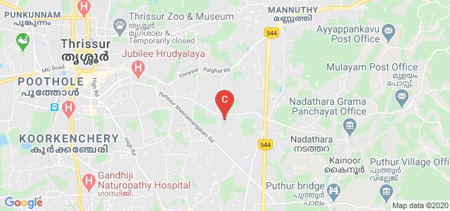 Jubilee Mission College of Nursing (JMCON), Lourd Nagar, Kuttanellur, Thrissur, Kerala, India