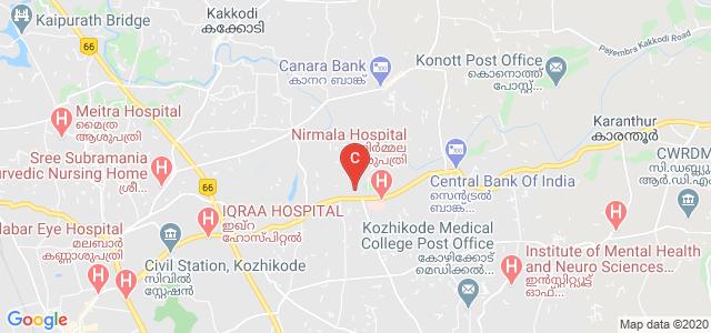 Nirmala College Of Nursing Kozhikode., Wayanad Road, Vellimadukunnu, Kozhikode, Kerala, India