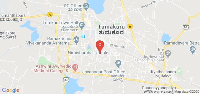 Varadaraja Institute Of Nursing Sciences, Upparhalli, Tumakuru, Karnataka, India