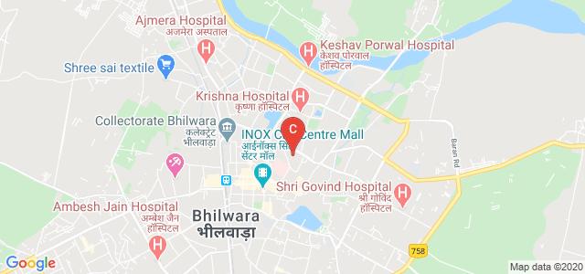 Ramsnehi College of Nursing sachin mali, Nehru Road, Bhopal Ganj, Bhilwara, Rajasthan, India