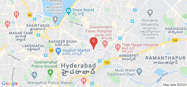 Global Institute of Hotel Management, Baghlingampally Cross Road, Chitrapuri Colony, Barkatpura, Narayanguda, Hyderabad, Telangana, India