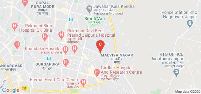 Calgeri Marg, Jhalana Gram, Jaipur, Rajasthan, India