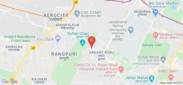 ISIC Institute of Rehabilitation Sciences, IAA Colony, Sector D, Vasant Kunj, New Delhi, Delhi, India