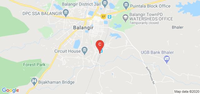 Balangir 767001, India