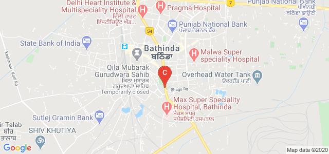 Government Rajindra College, Telian Wala Mohalla, Old City, Bathinda, Punjab, India