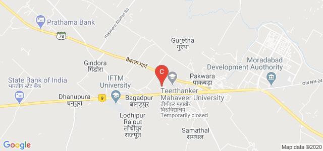 Teerthanker Mahaveer Medical College & Research Centre, Delhi Road, Pakwara, Uttar Pradesh, India