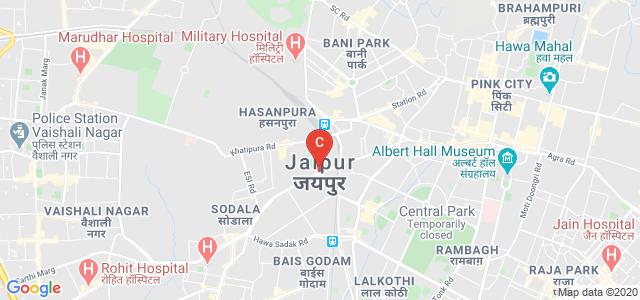 Jaipur national university, Ajmer Road, Ganpati Nagar, Jaipur, Rajasthan, India