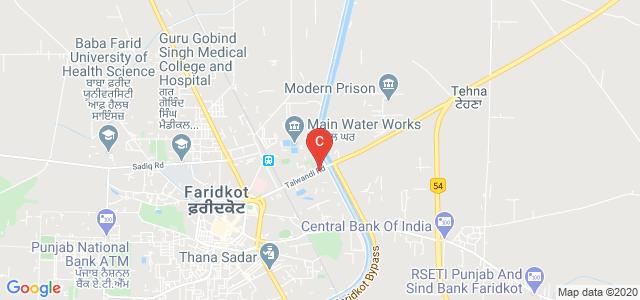 Dasmesh Institute Of Research And Dental Sciences, Green Avenue, Faridkot, Punjab, India