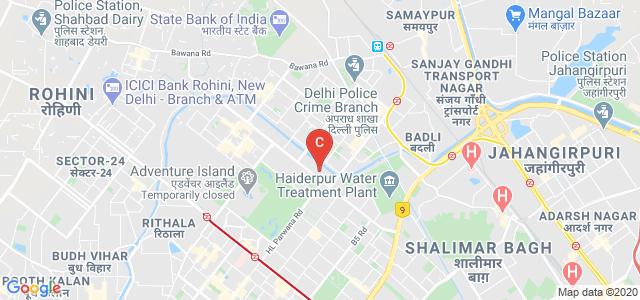 ESIC Dental College and Hospital, Sector 15, Sector 15A, Rohini, Delhi, India