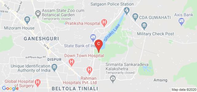 Institute Of Hotel Management, Bormotoria, Guwahati, Assam, India
