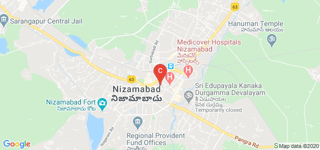 Government Medical College, Nizamabad, Khaleelwadi, Nizamabad, Telangana, India