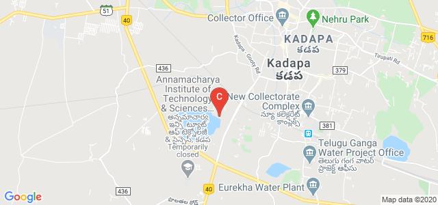 P. Rami Reddy Memorial College of Pharmacy, Utukur, Kadapa, Andhra Pradesh, India