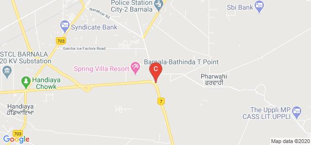 Gian Sagar College of Physiotherapy, National Highway 64, Patiala, Punjab, India