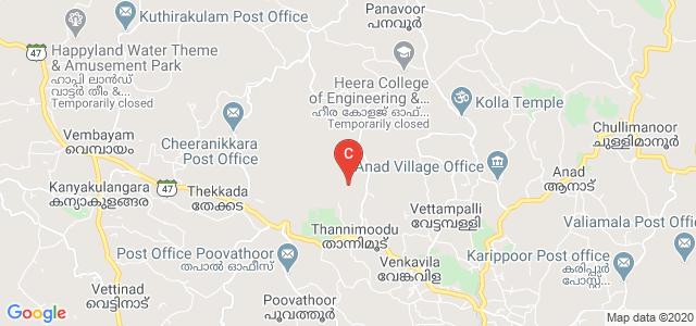 Nightingale College of Nursing, Thiruvananthapuram, Kerala, India