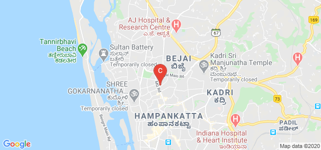 Shree Devi College of Nursing, MG Road, Ballalbagh, Lalbagh, Mangaluru, Karnataka, India