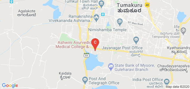 Aruna College of Nursing, Saraswathipuram, Tumkur, Karnataka, India