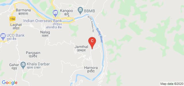Kol Valley Institue Of Nursing, Bilaspur, Himachal Pradesh, India