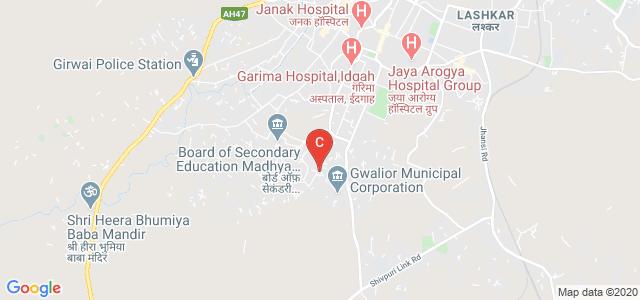 Lashkar, Gwalior, Madhya Pradesh 474001, India