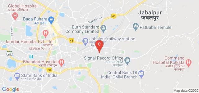 Mahatma Gandhi Institute Of Nursing, Prestige Town, South Civil Lines, Jabalpur, Madhya Pradesh, India