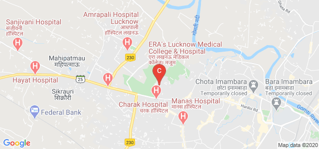 Era Nursing College, Sarfarazganj, Lucknow, Uttar Pradesh, India